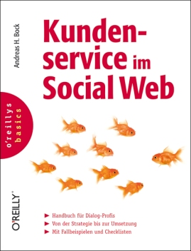 "Buch-Cover ""Kundenservice im Social Web"""